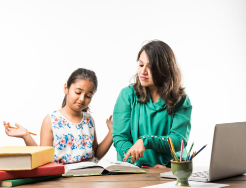 Help your child stay interested and motivated